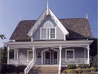Gatekeepers house