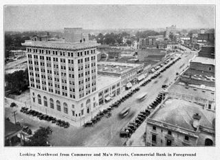 Commercial National Bank c. 1925