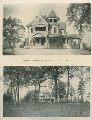 1904 Gravure Dr Battle House 724 Guilford