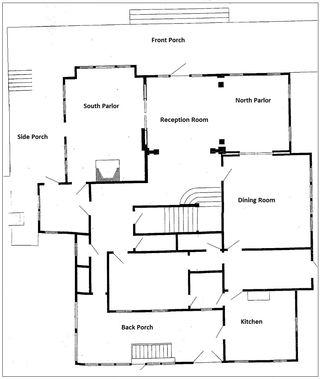 Floor Plan Labels
