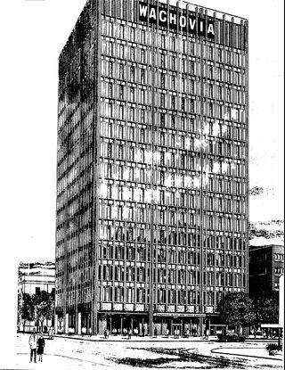 Wachovia Tower