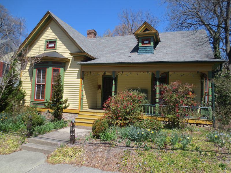 Cannady - Parker House