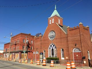 Kilby and First Baptist blog