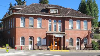 Carnegie Library Leadville blog