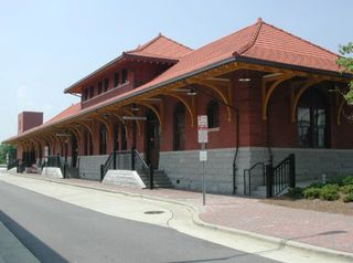 High Point Southern Railway Depot