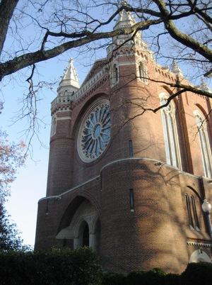 First_presbyterian_church